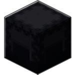 Черный шалкеровый ящик в Майнкрафте