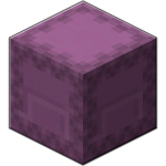 Шалкеровый ящик в Майнкрафте
