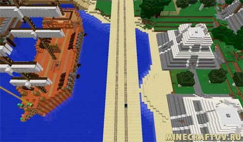Как сделать железную дорогу своими руками самодельную ...
